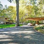 For sale: Frank Lloyd Wright-designed Sol Friedman House in Pleasantville, New York