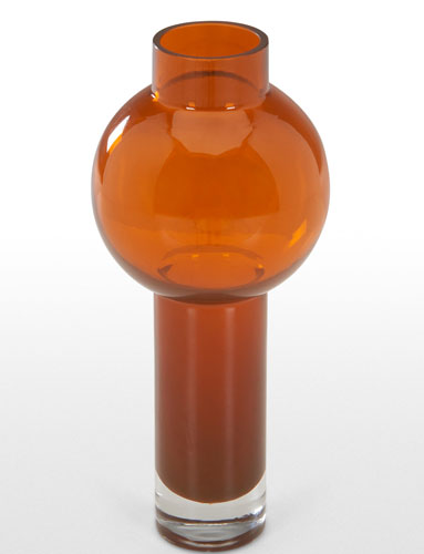 Joron 1960s-style glass ball vases at Made