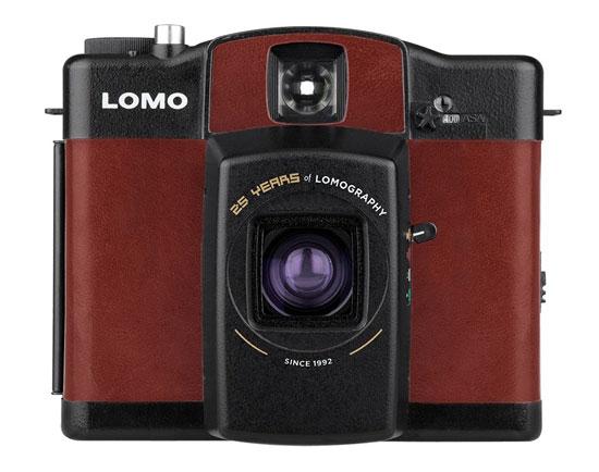 25th anniversary Lomo LC-A camera range
