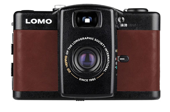 25th anniversary Lomo LC-A camera range
