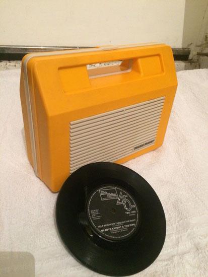 1970s Music Maker record player on eBay
