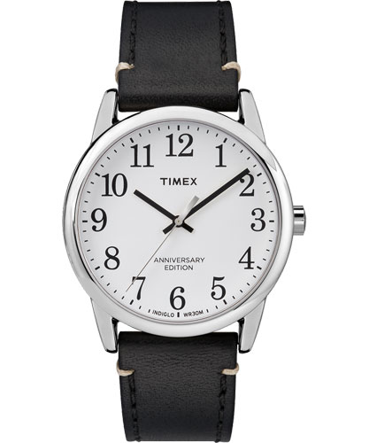 Timex Easy Reader 40th anniversary watch range