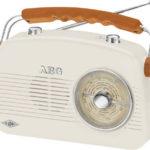 Budget audio: AEG 1950s-style portable radio