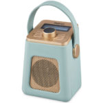 Budget audio: Retro Reka DAB radios at Aldi