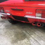 Fully restored 1972 Detomaso Pantera sports car on eBay