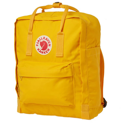 Design classic: 1970s Kanken backpack by Fjallraven