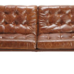 1970s-style Gary sofa at Maisons Du Monde