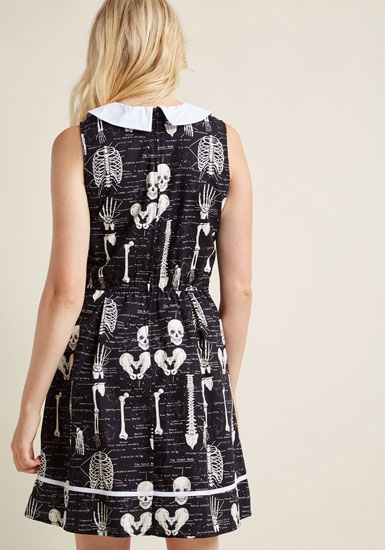 Rad to the Bone retro A-line dress at Modcloth