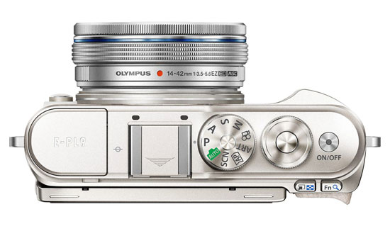 Olympus goes retro with the Pen E-PL9 camera