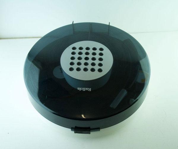 1970s Patrice-Dupont-designed Radiola UFO record player