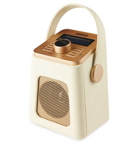 Budget audio: Reka DAB radios at Aldi