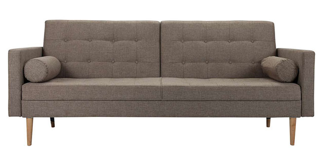 9. Taylor 1950s-style sofa bed at Dunelm