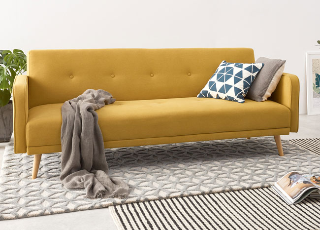 Chou sofa bed at Made