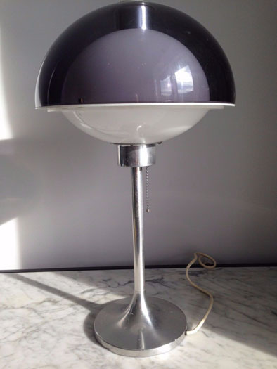 Robert Welch Lumitron table lamp