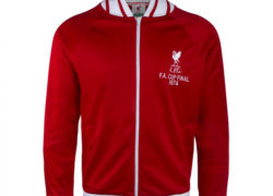Liverpool 1974 FA Cup final jacket