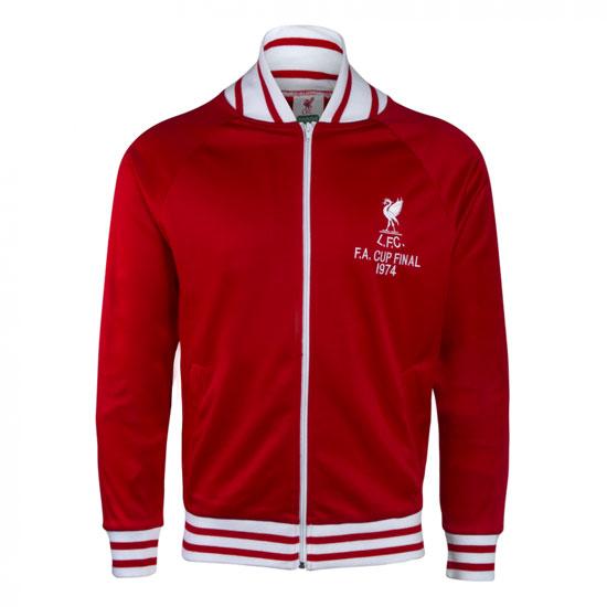 Liverpool 1974 FA Cup final jacket