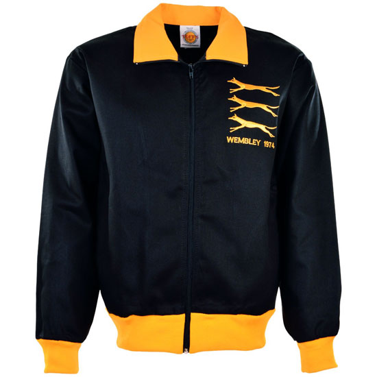 Wolverhampton Wanderers League Cup Final 1974 jacket