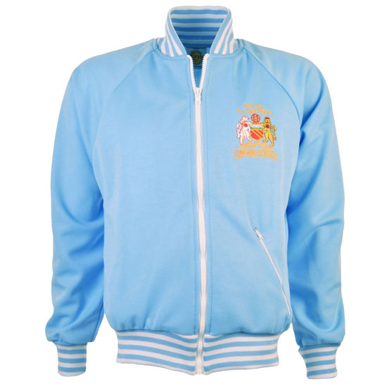 Manchester City 1976 League Cup jacket
