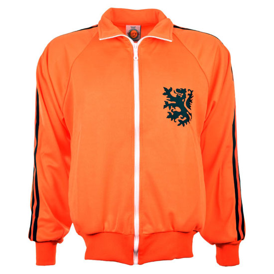 Holland World Cup 1974 track top