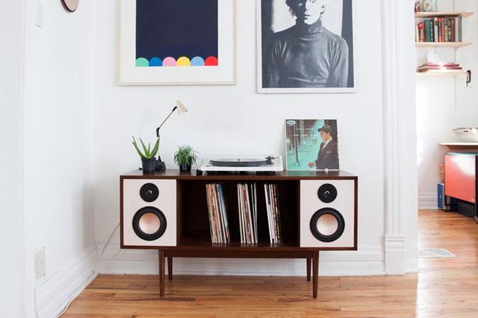 10. The Modern HiFi Stereo Console