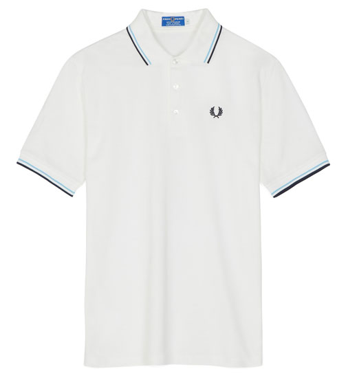 Fred Perry reissues its 1979 polo shirt