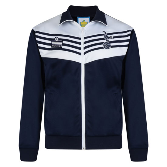 Vintage-style Admiral track tops at 3Retro
