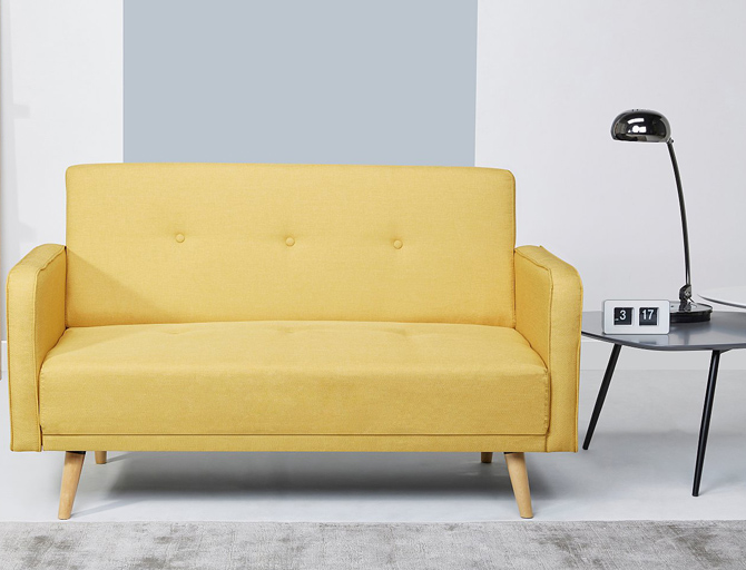 Budget retro: Ramona sofas by George at Asda