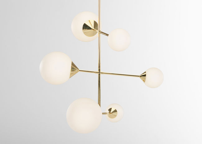 Faye Chandelier at Made