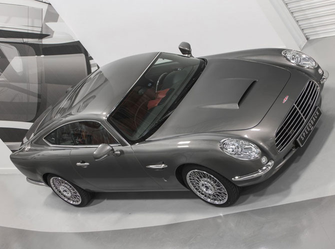 Back to the 60s: David Brown Automotive Speedback GT