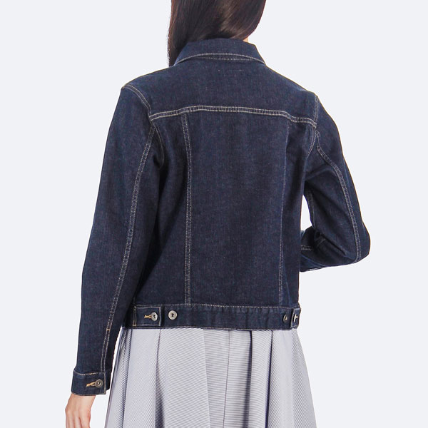 Affordable classic: Denim jackets at Uniqlo