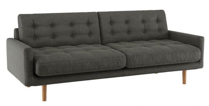 Fenner midcentury modern seating range at Habitat
