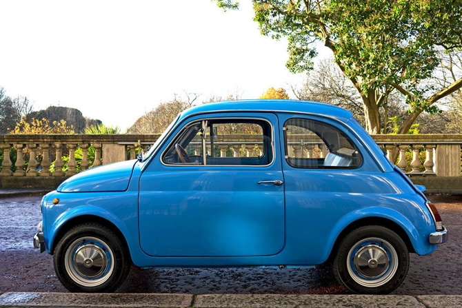 1969 Fiat 500F My Car Edition on eBay