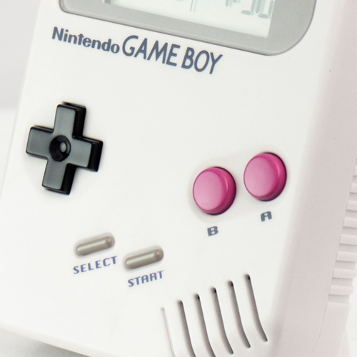 Wake up to the Game Boy Alarm Clock