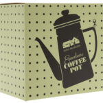 Bargain spotting: Mini Moderns retro enamel coffee pot at TK Maxx