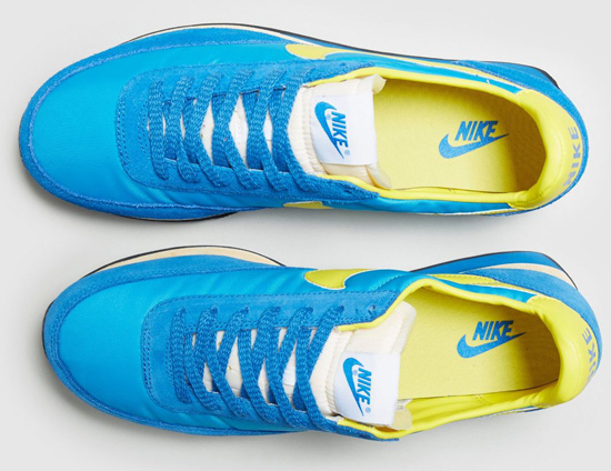 Back to the 1970s: Nike Elite OG trainers