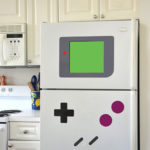 FreezerBoy fridge magnet set