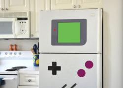 FreezerBoy fridge magnet set