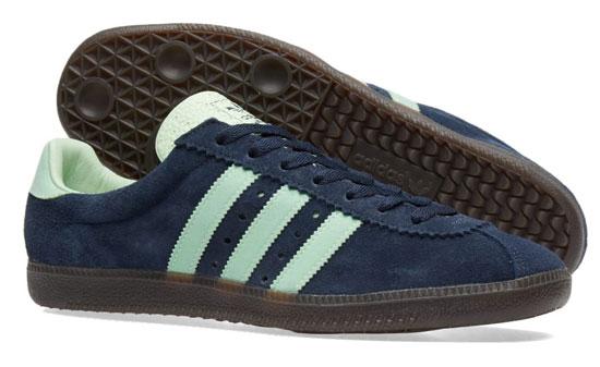 Limited edition: Adidas SPZL Padiham trainers