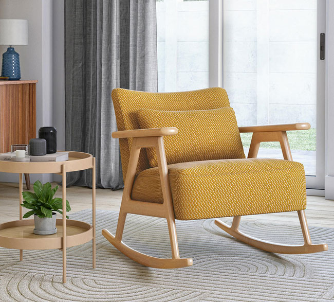 Stanton rocking chair at John Lewis and Partners