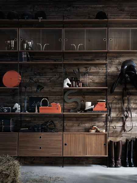 Midcentury classic: The String shelving system