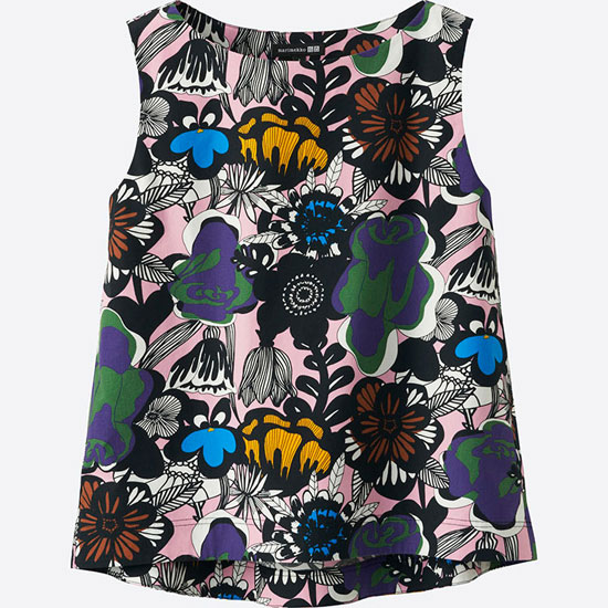 Preview: Uniqlo x Marimekko clothing and accessories