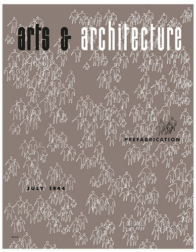 Affordable Eames: 1940s Arts and Architecture prints by Vitra