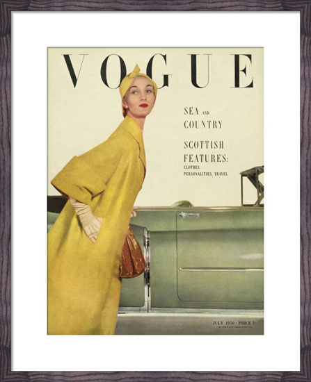 Classic Vogue cover prints at King & McGraw