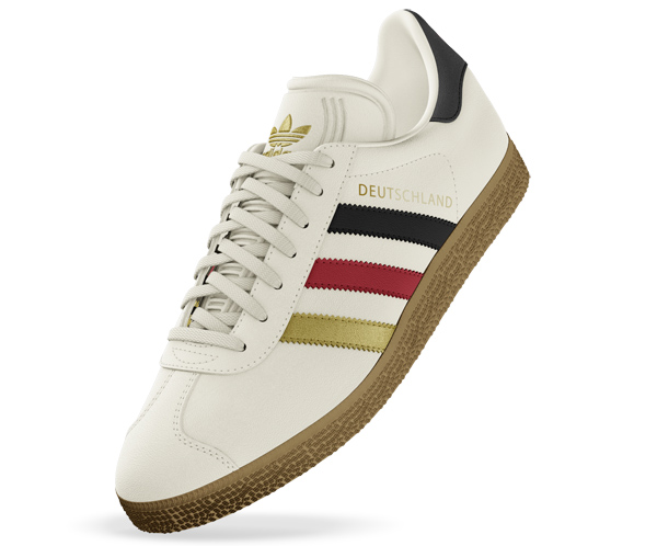 Adidas Gazelle World Cup Edition trainers