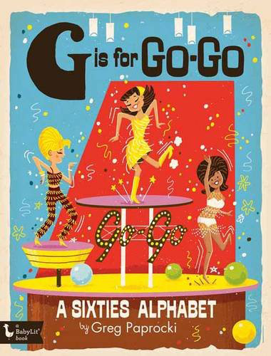 Vintage-style board books for kids by Greg Paprocki