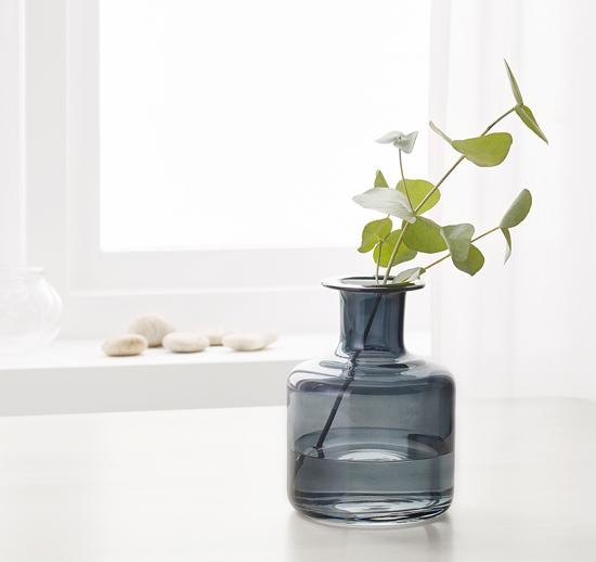 1960s-style Peppakorn vases