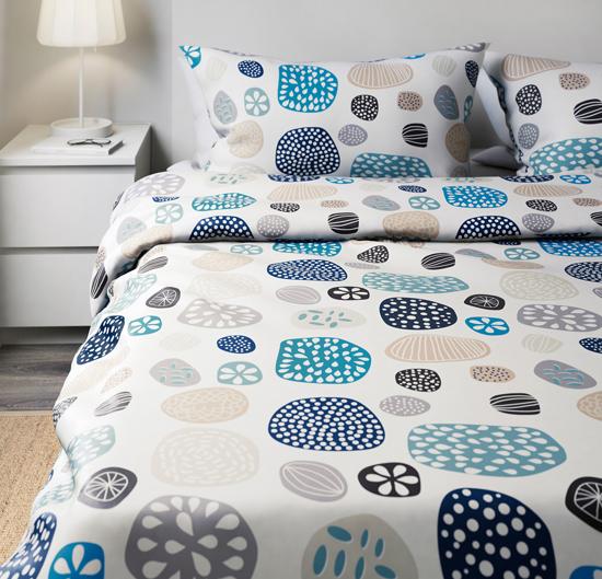 Ringkrage Scandi-style bedding set