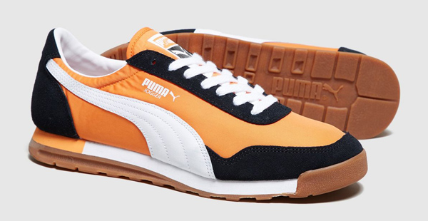 1970s Puma Jogger trainers reissues in retro shades