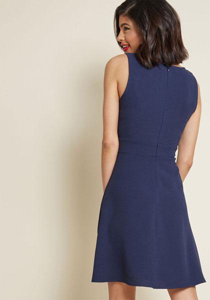 Smak Parlour retro A-line dress at Modcloth