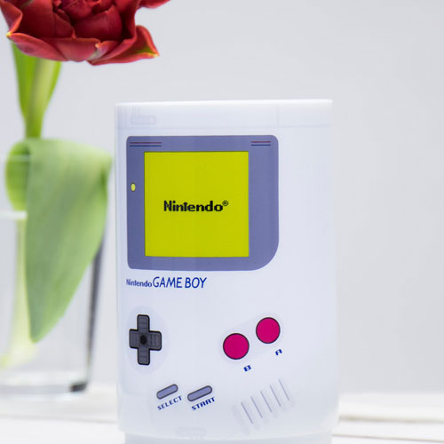 Sweet dreams with the Game Boy night light